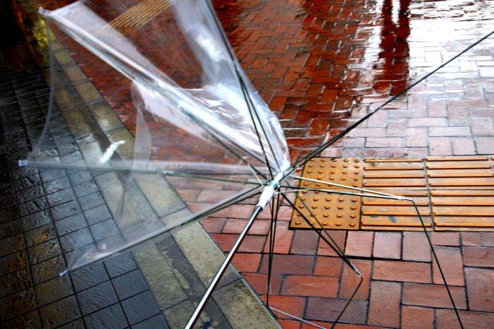 Mi segundo paraguas TT