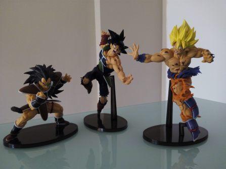 Raditz - Bardok - Goku