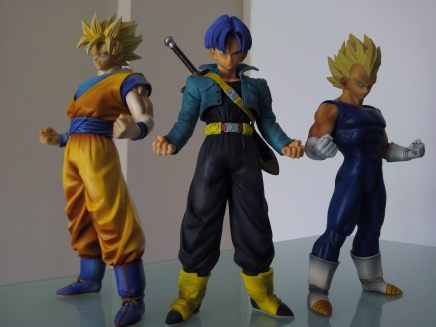 Goku - Trunks - Vegeta