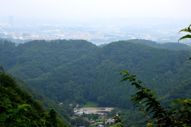 ¡Al fondo podéis observar al magnífico Monte Fuji! Ohh wait...